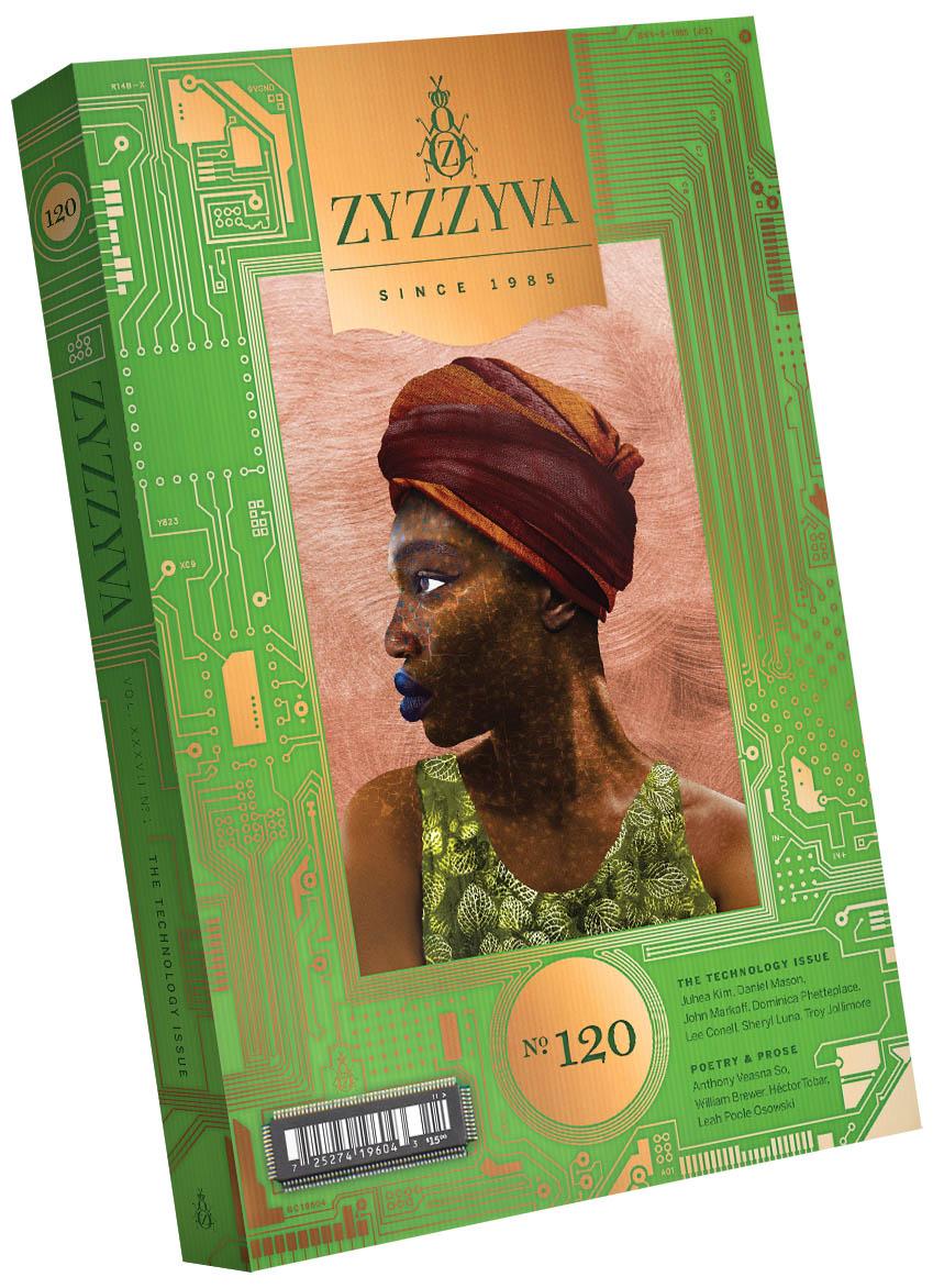 ZYZZYVA Volume 37, #1, Spring 2021 (No. 120)