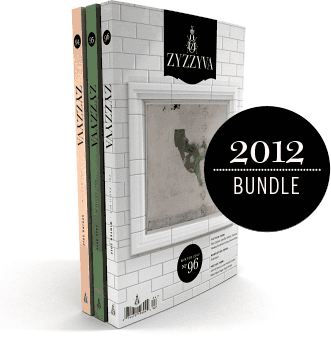 ZYZZYVA 2012 Bundle