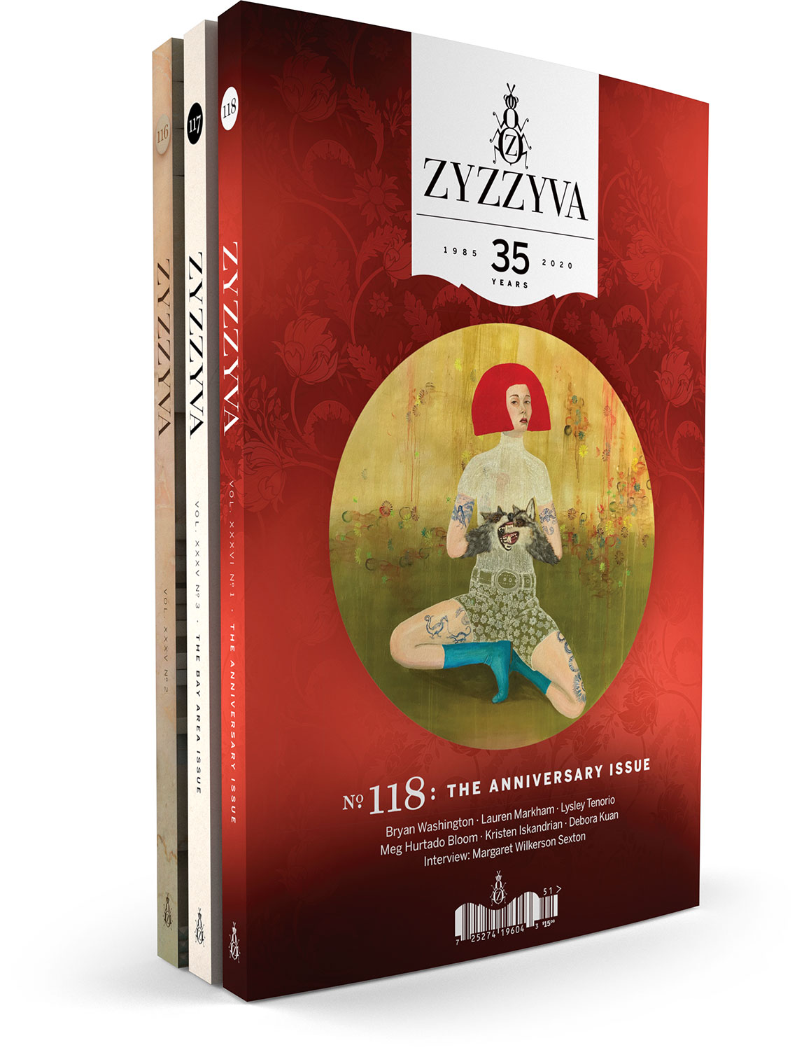 ZYZZYVA 3-issue subscription