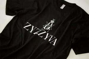 ZYZZYVA T-shirt in black