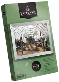 ZYZZYVA Volume 28, #2, Fall 2012