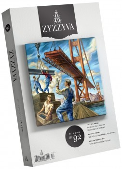 ZYZZYVA Fall 2011 Cover