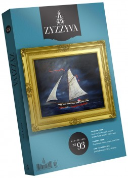ZYZZYVA Winter 2011 Cover