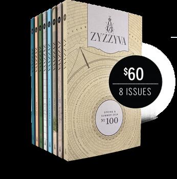 ZYZZYVA Two-Year Subscription