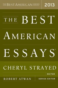 Best American Essays 2013