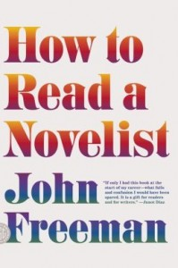 How to Read a Novelist