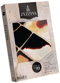 ZYZZYVA Volume 29, #3, Winter 2013