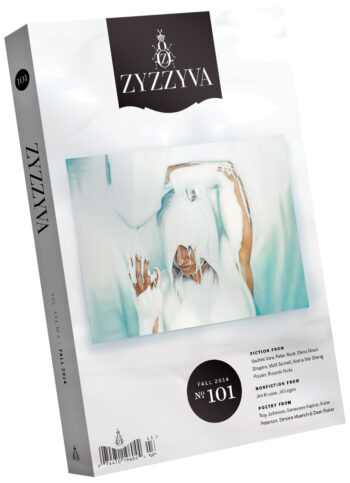 ZYZZYVA Volume 30, #2, Fall 2014