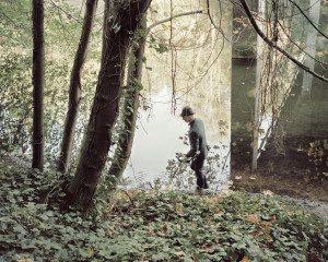 """""""Gold Hunt, Vashon Island"""" (2011), Jenny Riffle"""