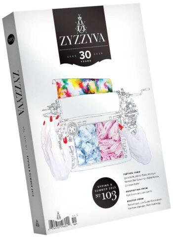 ZYZZYVA Volume 31, #1, Spring 2015
