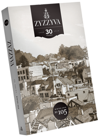 ZYZZYVA Volume 31, #3, Winter 2015