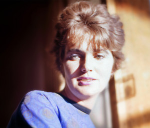 Lucia Berlin (photo by Buddy Berlin)