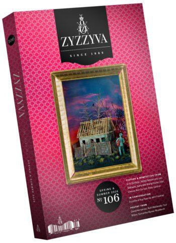ZYZZYVA Volume 32, #1, Spring 2016
