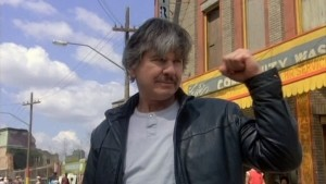 "Charles Bronson in ""Death Wish 3"""