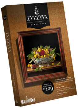 ZYZZYVA Volume 33, #1, Spring 2017