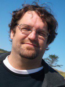 Troy Jollimore headshot