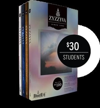 ZYZZYVA Student Subscription