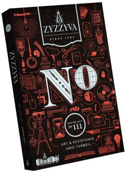 ZYZZYVA Volume 33, #3, Winter 2017