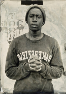 "ziggy, bakersfield, 2010 (wet plate collodion tintype, from Jenny Sampson's ""skater"" series"
