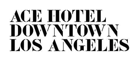 Ace Hotel Downtown Los Angeles logo