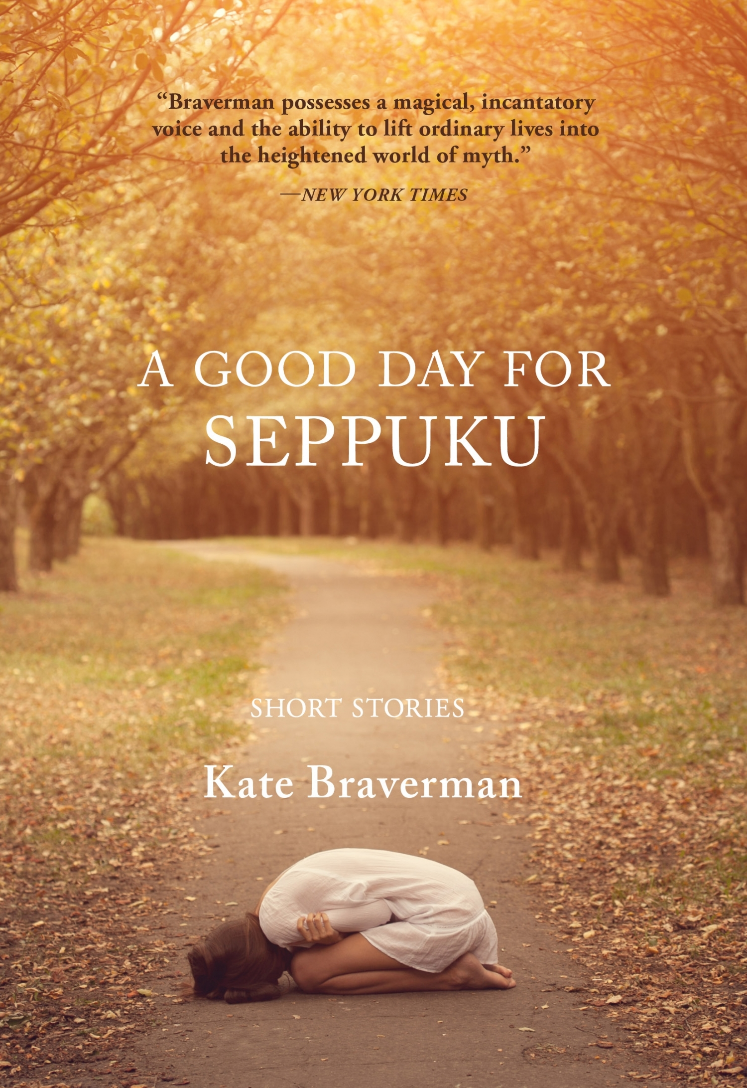 Adrift And At Peace A Good Day For Seppuku By Kate Braverman