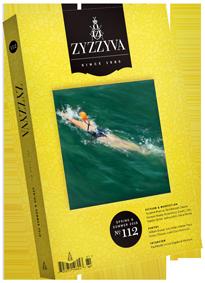 ZYZZYVA Volume 34, #1, Spring 2018