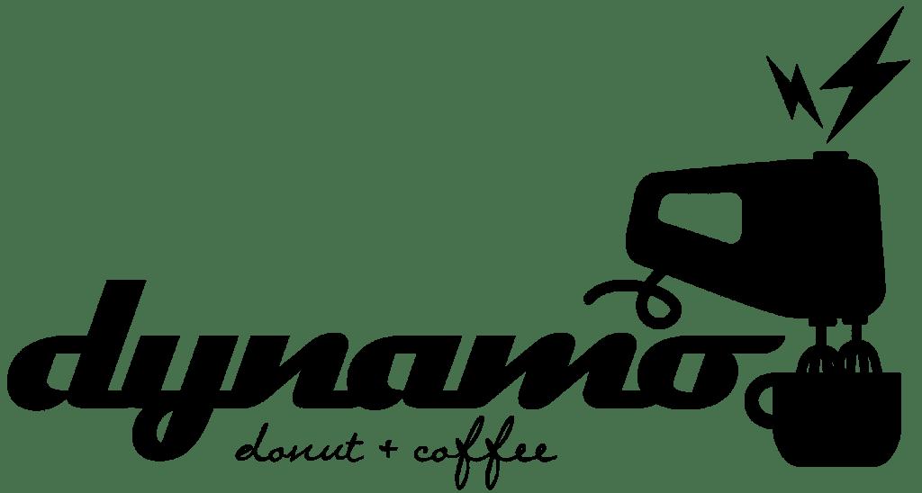 Dynamo Donut + Coffee logo