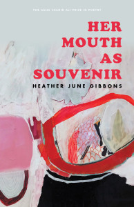 Her Mouth as Souvenir