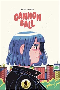 Kelsey Wroten graphic novel Cannonball