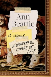 Ann Beattie novel A Wonderful Stroke of Luck