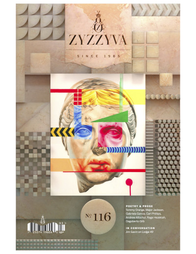 ZYZZYVA Issue 116 cover art