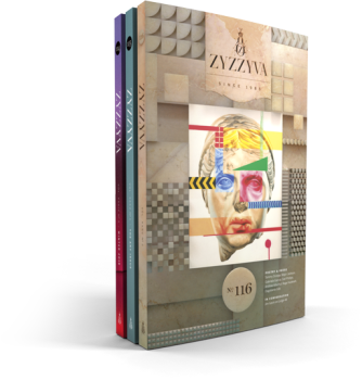 ZYZZYVA 3-issue subscription