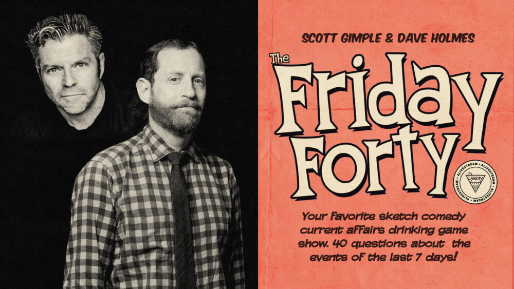Scott Gimple & Dave Holmes: The Friday Forty