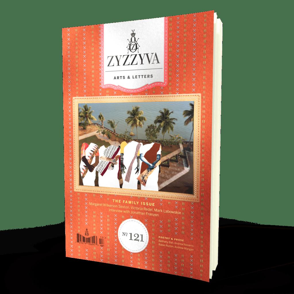 ZYZZYVA No. 121, Fall 2021, The Family Issue